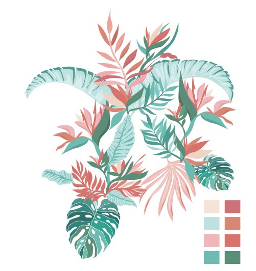 foglie-tropicali